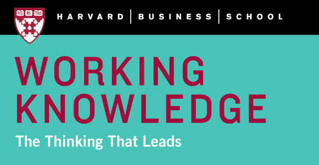 Sara Conte shares Harvard Business School's How To