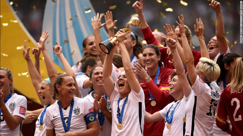 Sara Conte Comments on Leadership Lessons from the Women's World Cup