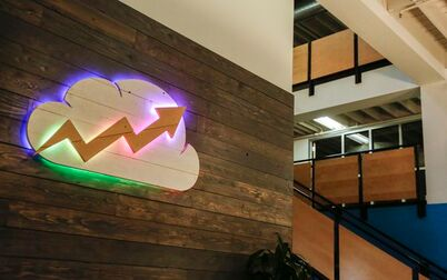 Cloudability headquarters in Portland, Oregon
